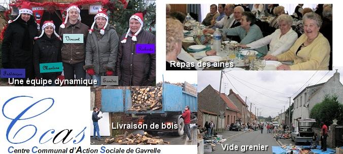 Le CCAS de Gavrelle